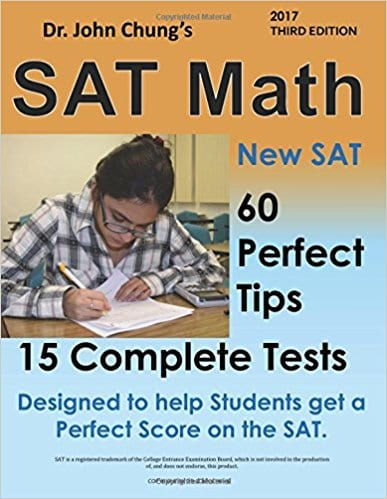 10+ Best SAT Prep Books of 2019 - [Updated Complete Reviews]