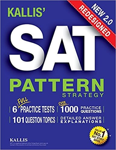 KALLIS' Redesigned SAT Pattern Strategy