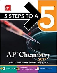 ap chemistry review book