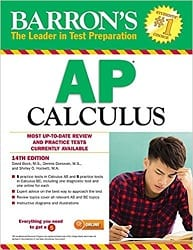 ap calculus ab book