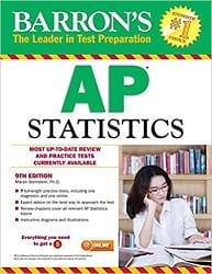 Barron's AP Statistics textbook
