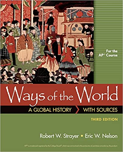 Ways of the World with Sources for AP - Word History