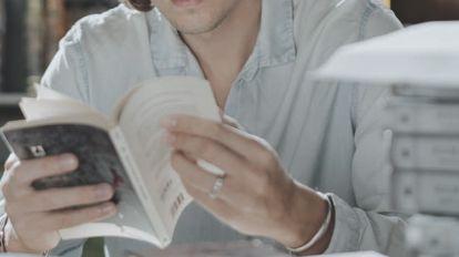 book-reading