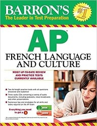 Best AP French Book 2018