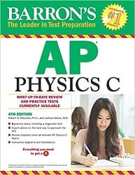 Best ap physics c books