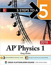 AP Physics 1 book