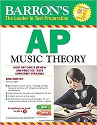 AP Music Theory book Reviews
