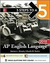 5 steps to a 5 AP English Book