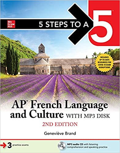5 Steps to a 5: AP French Language and Culture