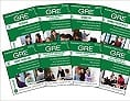 Prep Gre Set Of 8 Strategy Guides - Manhattan Prep