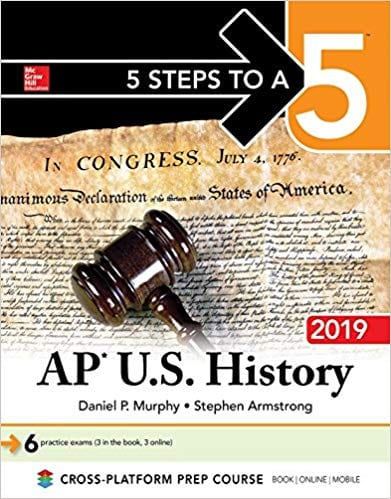 5 Steps to A 5 AP US History