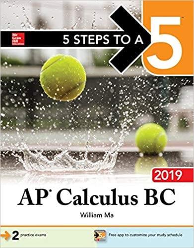 cracking the ap calculus bc exam 2019 edition pdf