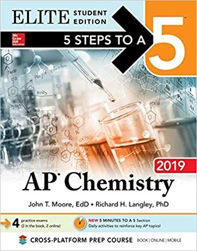 5 Steps to a 5 AP Chemistry 2019