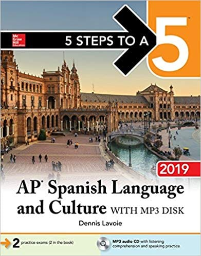 5 Steps to a 5 AP Spanish Language and Culture