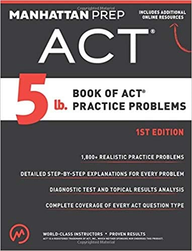 5 lb Book of ACT