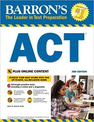 10+ Best ACT Prep Books of 2019 - [Complete Review & Study Guide]