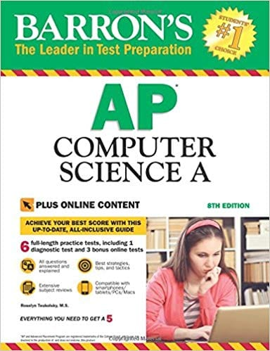 Barrons AP Computer Science A