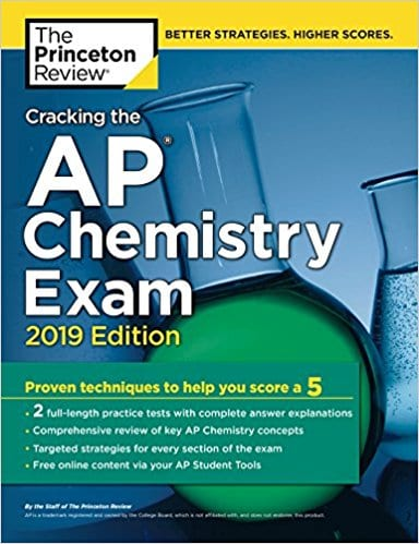 Score a 5 with [ AP Chemistry Textbook 2019 ] – Complete Review