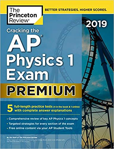 Best [ AP Physics 1 Book of 2019 ] – Complete Review