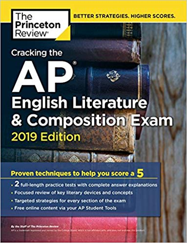 Cracking the AP English Literature And Composition