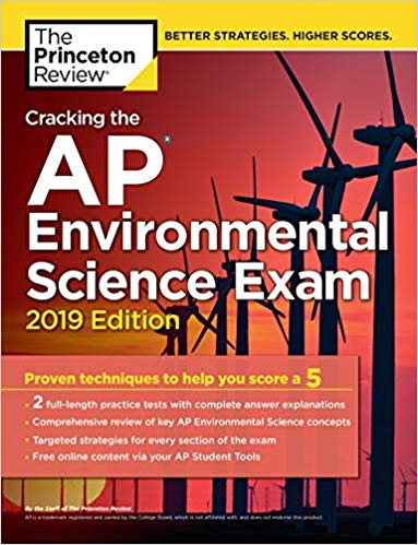 Cracking the AP Environmental Science