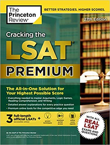 Cracking the LSAT Premium