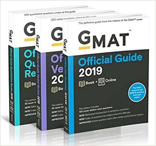 GMAT 2019 Bundle