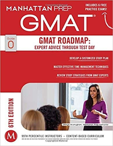 GMAT Roadmap Expert Advice Through Test Day