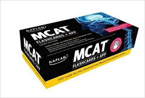 Kaplan MCAT Flashcards