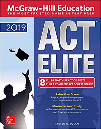 10+ Best ACT Prep Books of 2019 - [Complete Review & Study