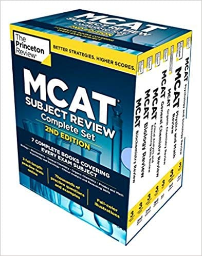 Princeton MCAT Subject Review