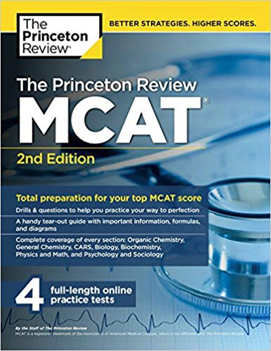 Princeton Review MCAT Total_Preparation