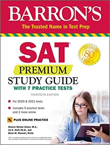 Barron's SAT (29th edition)