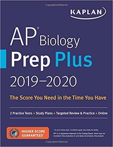 AP Biology Prep Plus 2020-2020