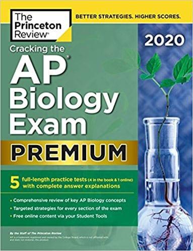 Cracking AP Biology Premium