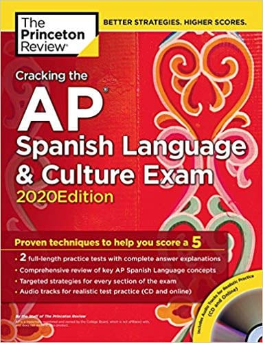 Cracking AP Spanish Language Culture Exam
