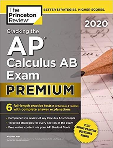 Cracking the AP Calculus AB Exam