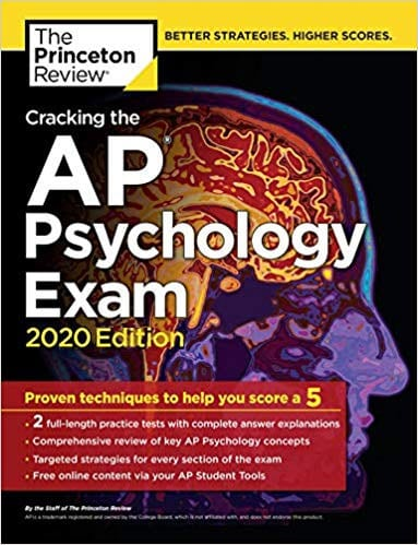 Cracking the AP Psychology