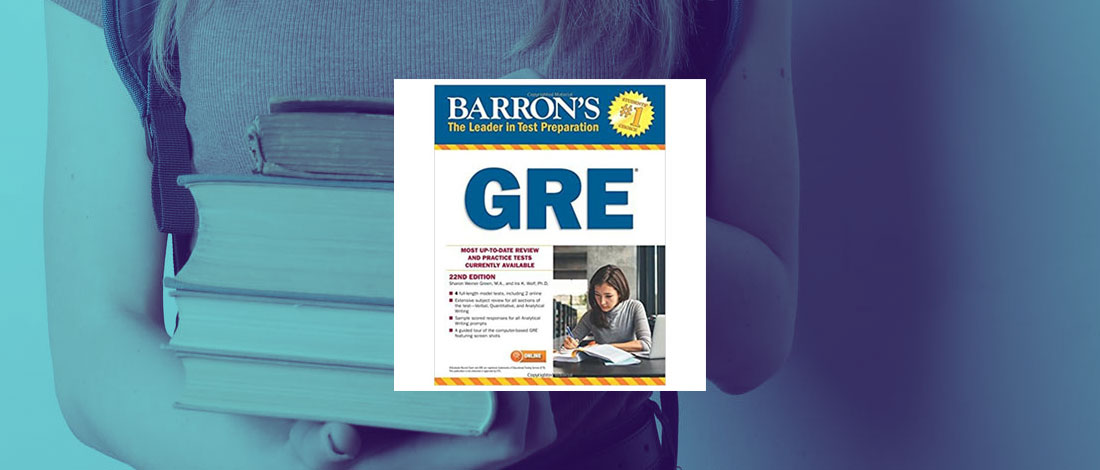 Barron's GRE Test Prep Course Review Featured Image