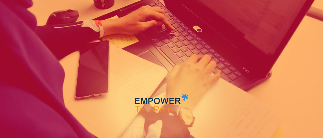 Reviewing Empower GRE Course