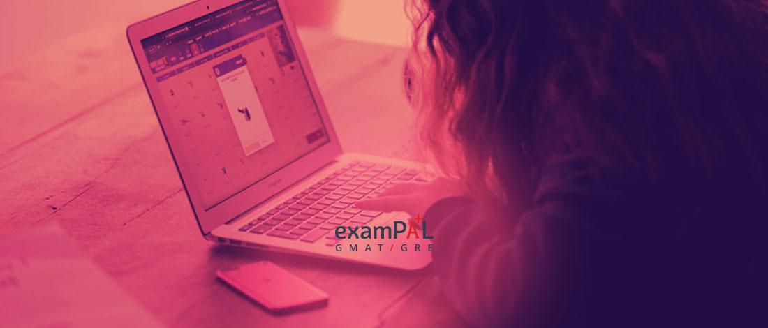 reviewing ExamPAL GRE Prep Course