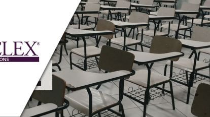 Test centers for NCLEX