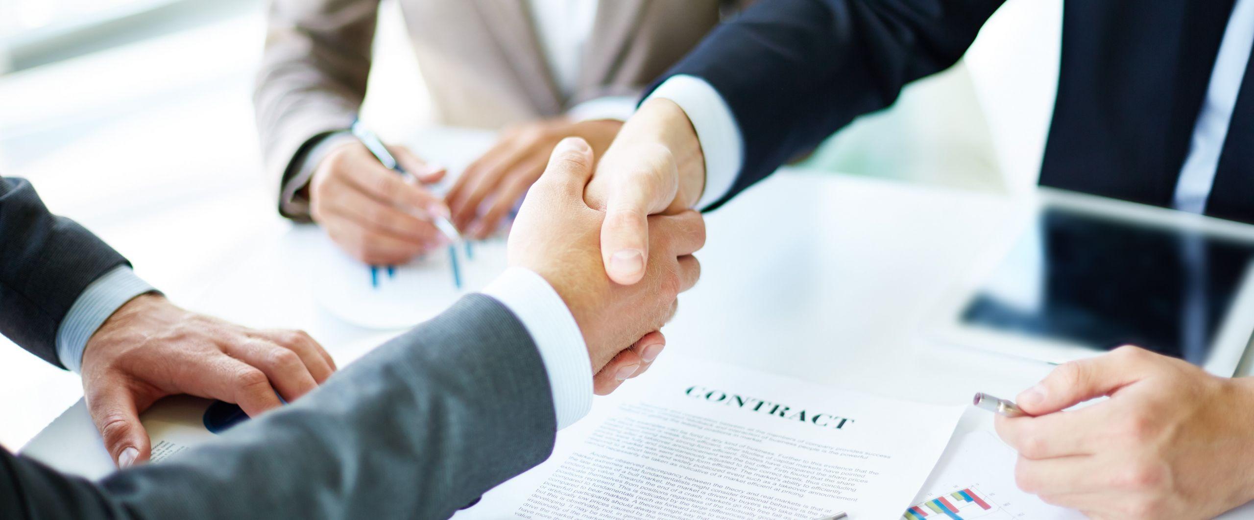 Making agreement 2